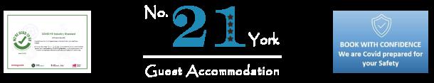 No.21 York